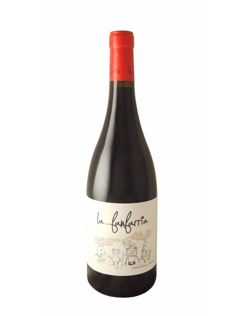 2016 Dominio del Urogallo La Fanfarria Red Asturias 750 ml