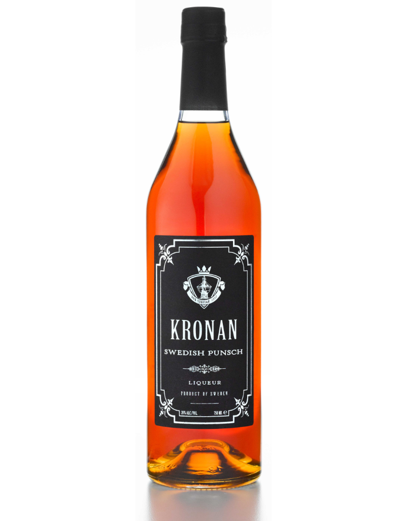 Bittermens Kronan Swedish Punsch  750 ml