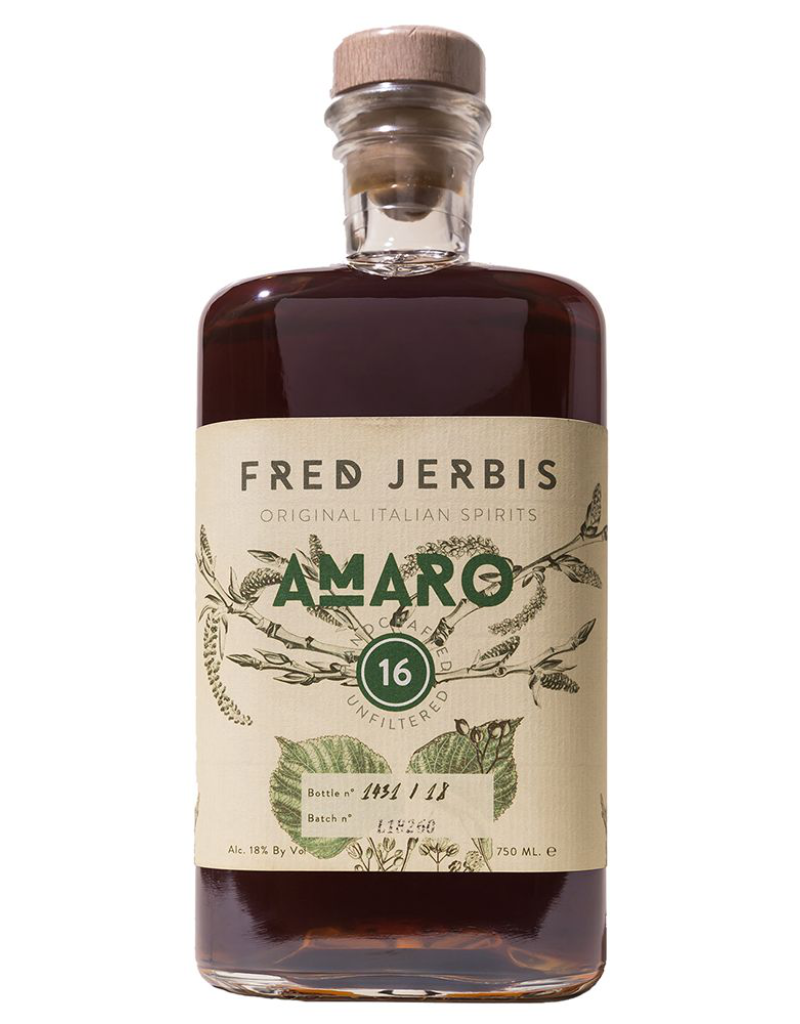 Fred Jerbis Amaro 16 750 ml
