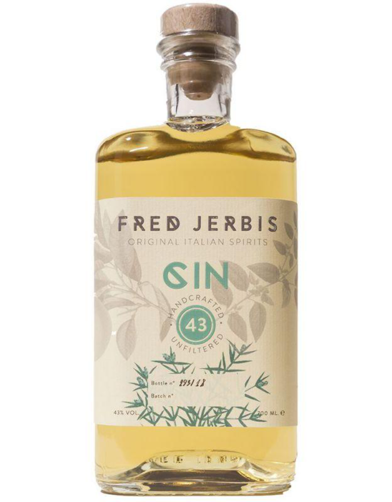 Fred Jerbis Gin 43 750 ml