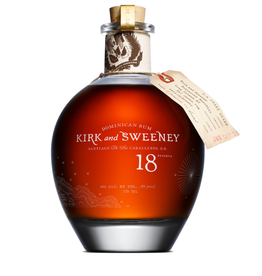Kirk and Sweeney Reserva Dominican Rum  750 ml