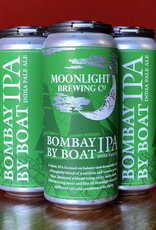 Moonlight Brewing Co. Bombay by Boat IPA 4 pack 16 oz