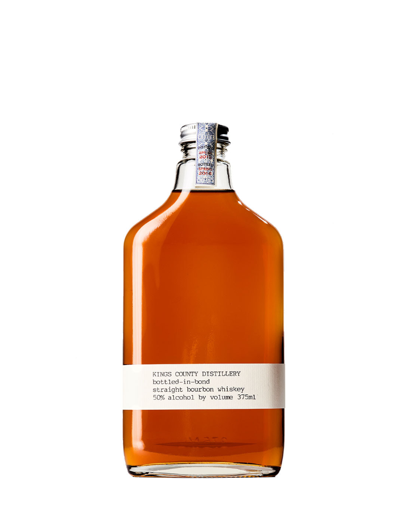 King's County Distillery Bottled-in-Bond Bourbon 375 ml