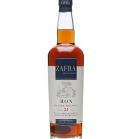 Zafra Zafra Master Reserve 21 year old Rum Panama 750 ml