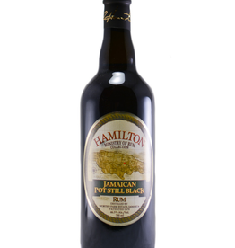 Hamilton Hamilton Black Jamaican Pot Still Rum  1000 ml