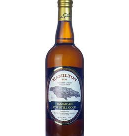 Hamilton Hamilton Gold Jamaican Pot Still Rum  1000 ml