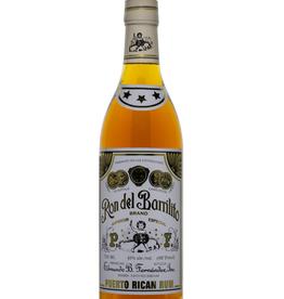 Ron del Barrilito 3-Star Puerto Rican Rum 750 ml