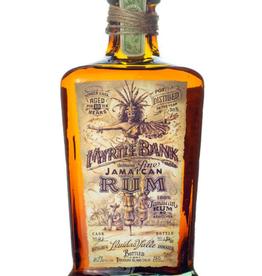 Myrtle Bank 10 Yr Jamaican Pot Still Rum 750 ml