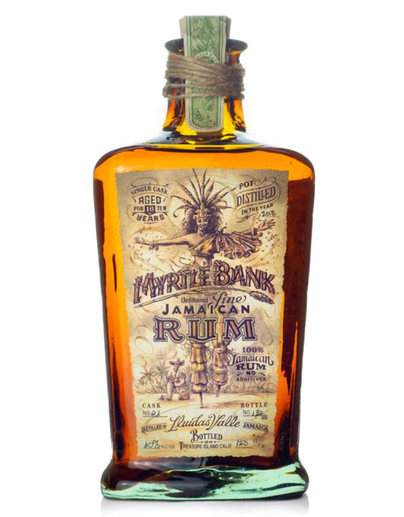 Myrtle Bank 10 Yr Jamaican Pot Still Rum 750 ml