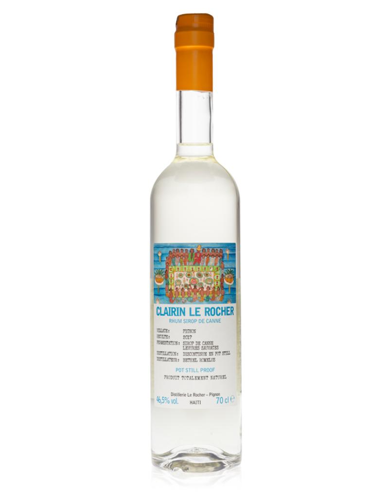 Clairin Le Rocher Pignon Haiti 750 ml