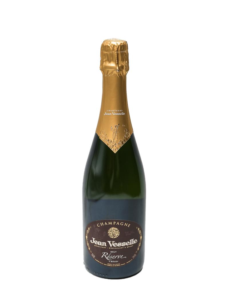 NV Jean Vesselle Brut Reserve Champagne 750 ml