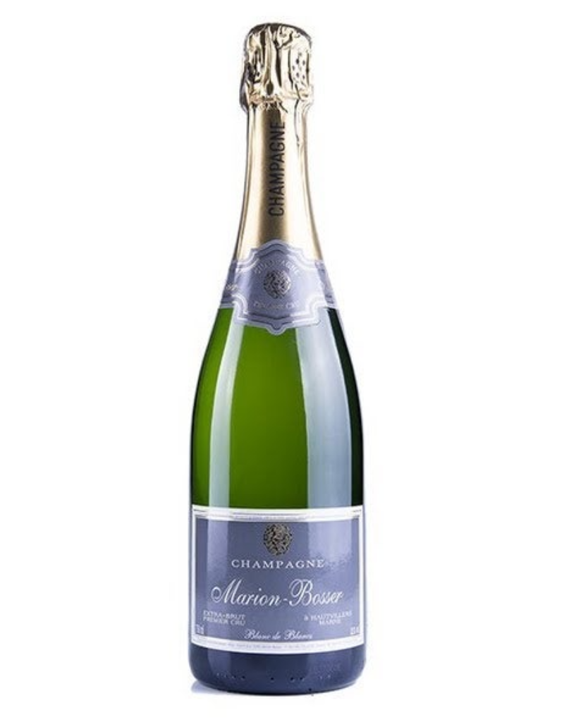 Bosser NV Marion Bosser Champagne Extra Brut BdB 1er Cru  750 ml