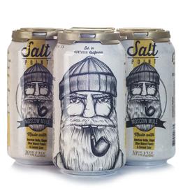 Salt Point Salt Point Moscow Mule 4 pack 12 oz