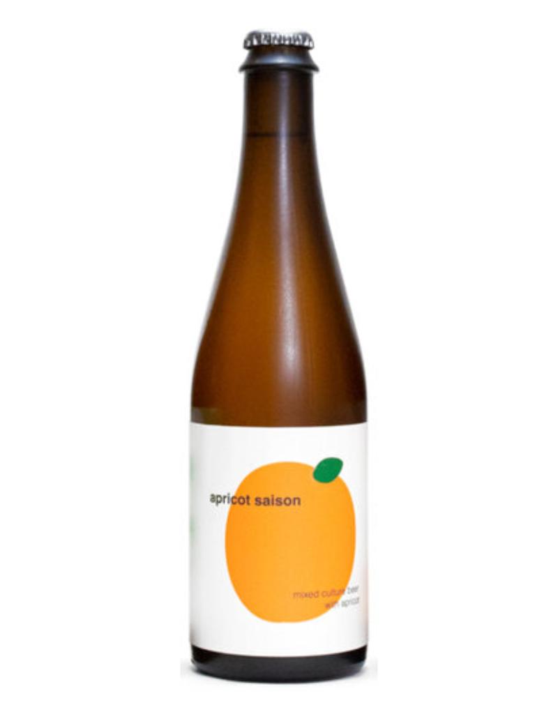 Temescal Brewing Apricot Saison 500 ml