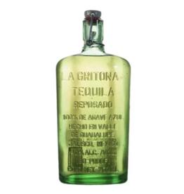 La Gritona Tequila Reposado 375 ml