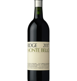 Ridge 2017 Ridge Monte Bello  750 ml