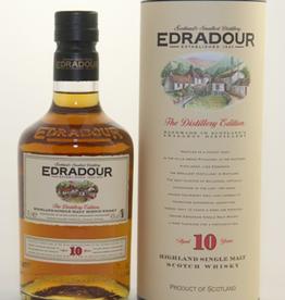 Edradour Distillery Edition 10 Year Single Malt Scotch  750ml