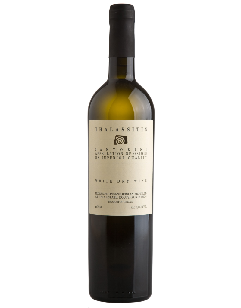 2018 Gaia's Estate Thalassitis White Santorini 750 ml