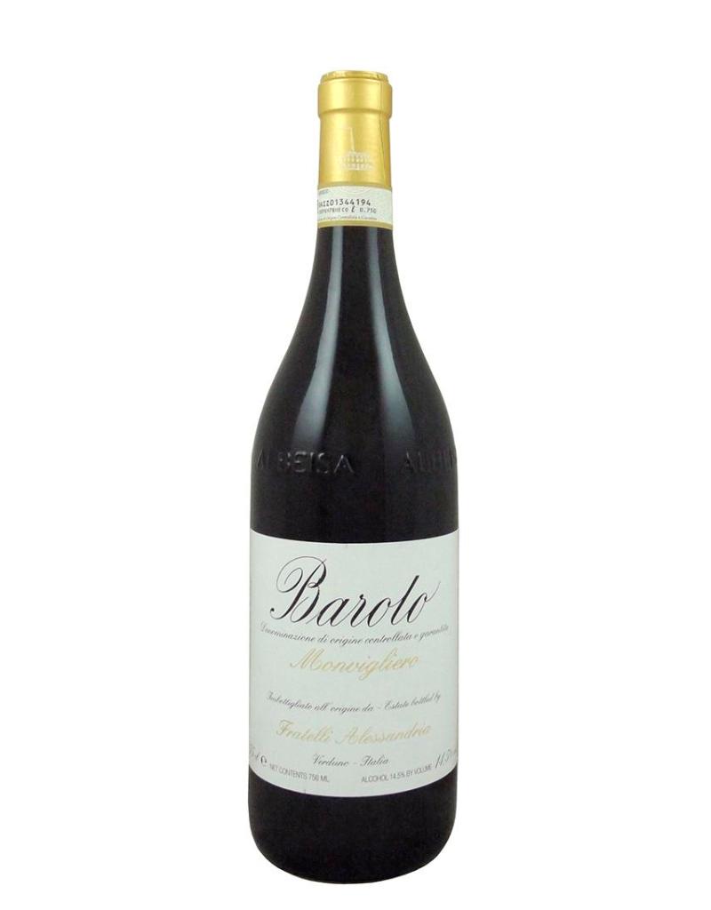 Alessandria 2015 Alessandria Monvigliero Barolo  750 ml