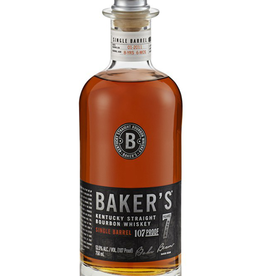 Jim Beam Baker's Single Barrel 7yr Bourbon 750 ml