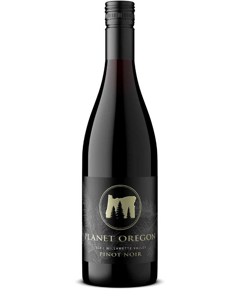 Soter 2018 Soter Planet Oregon Pinot Noir Willamette Valley  750 ml