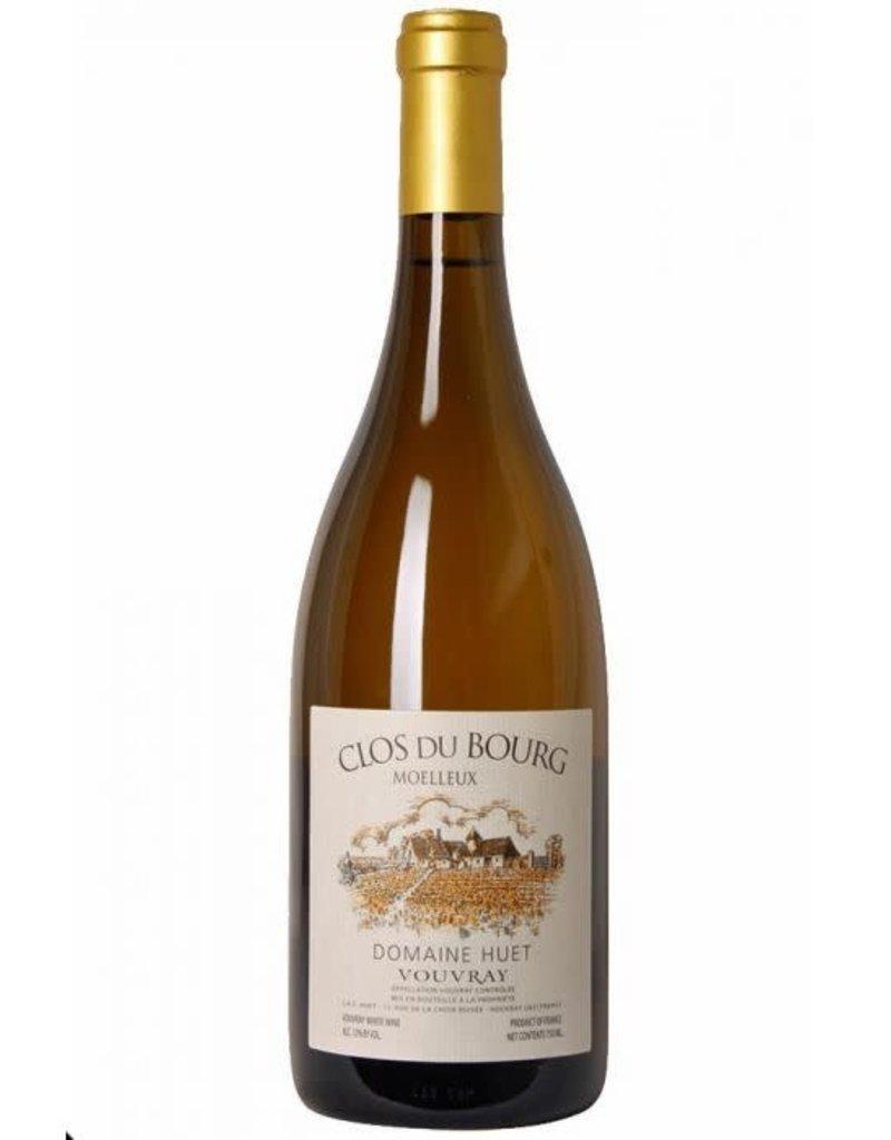 Huet 2018 Dom. Huet Clos du Bourg Moelleux Vouvray  750 ml