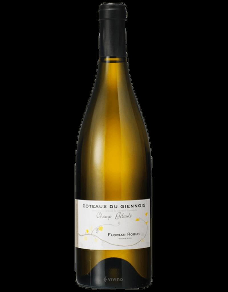 2019 Florian Roblin Champ Gibault Blanc Coteaux du Giennois 750 ml