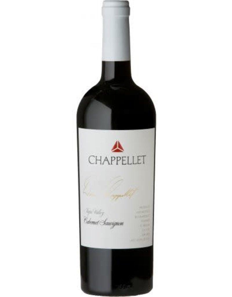2017 Chappellet Signature Reserve Cabernet Sauvignon Napa Valley 750 ml