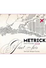 2018 Metrick Stolo Vineyard Pinot Noir SLO 750 ml