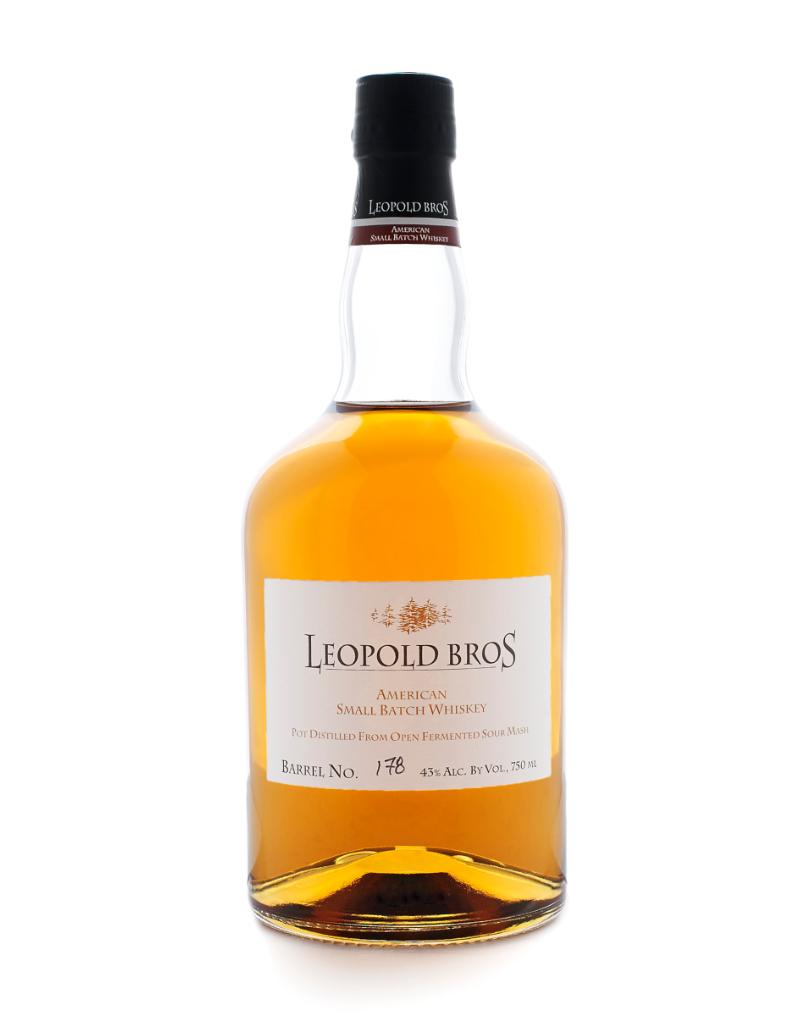Leopold Bros. Leopold Bros. American Small Batch Whiskey  750 ml
