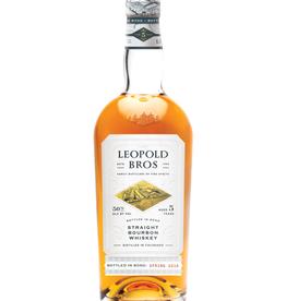 Leopold Bros. Leopold Bros. 5 year old Bottled-in-Bond  Bourbon  750 ml
