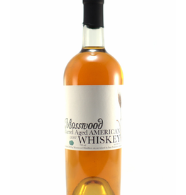 Mosswood Mosswood Espresso Barrel Aged Light Whiskey  750 ml