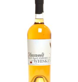 Mosswood Mosswood Apple Brandy Barrel Aged Light Whiskey  750 ml