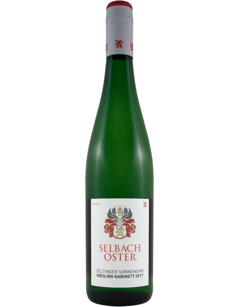 Selbach Oster 2018 Selbach Oster Riesling Kabinett Mosel  750 ml