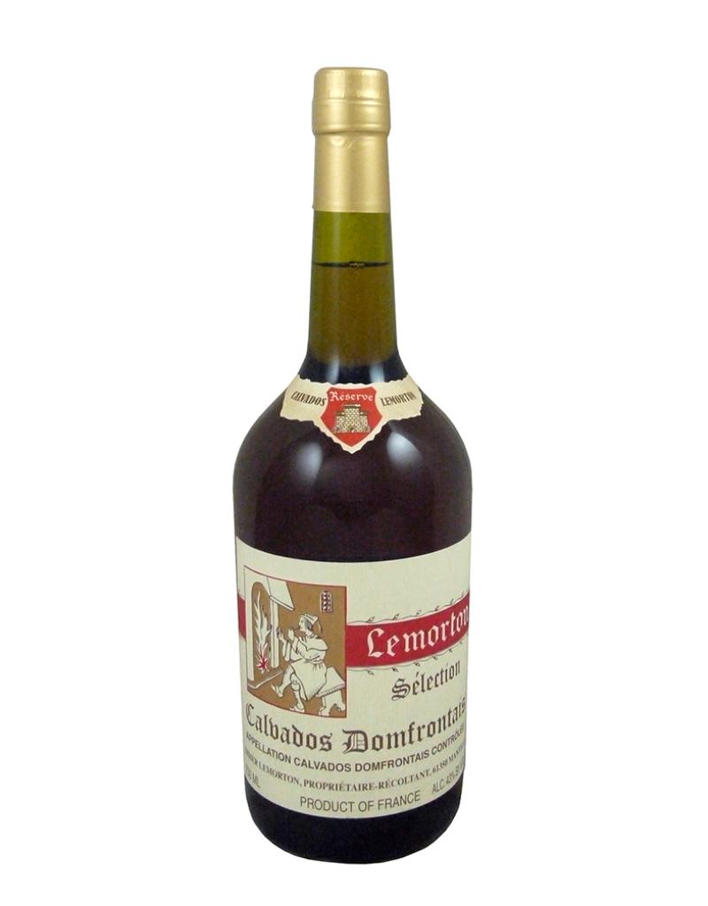 Lemorton NV Lemorton Selection Calvados Domfrontais  750 ml