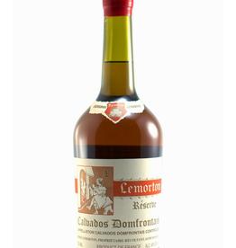 Lemorton NV Lemorton Reserve Calvados Domfrontais  750 ml