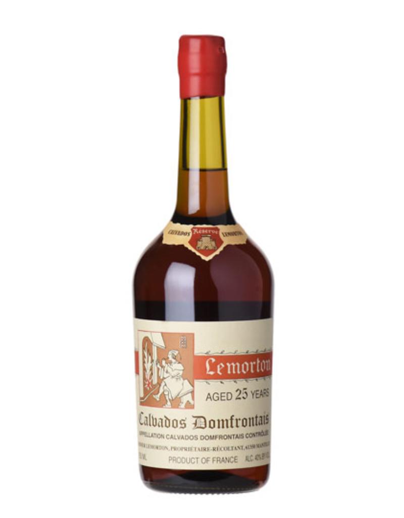 Lemorton Lemorton 25 year old Calvados Domfrontais  750 ml