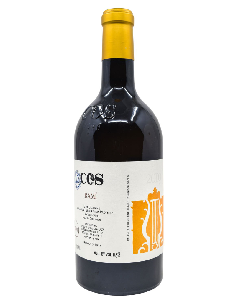 COS 2019 COS Rami Terre Siciliane IGP  750 ml