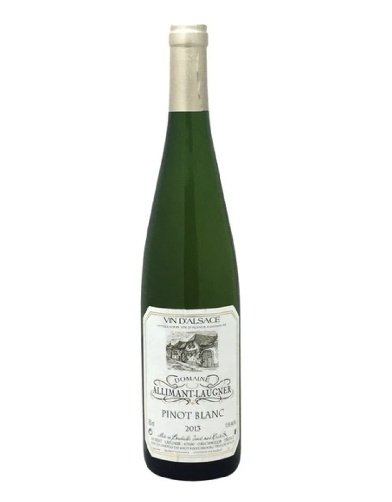 2018 Dom. Allimant-Laugner Pinot Blanc d'Alsace 750 ml