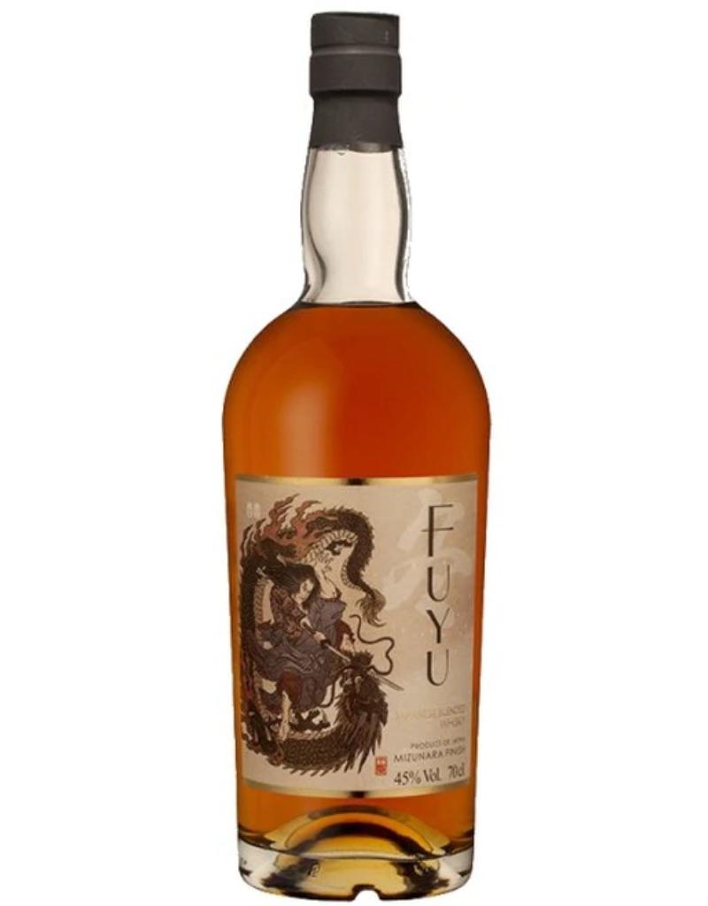 FUYU Japanese Mizunara Finish Whisky  750ml