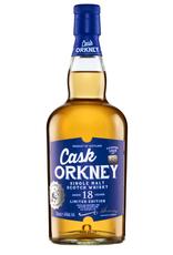 Cask Orkney 18 Yr Single Malt Scotch  750 ml