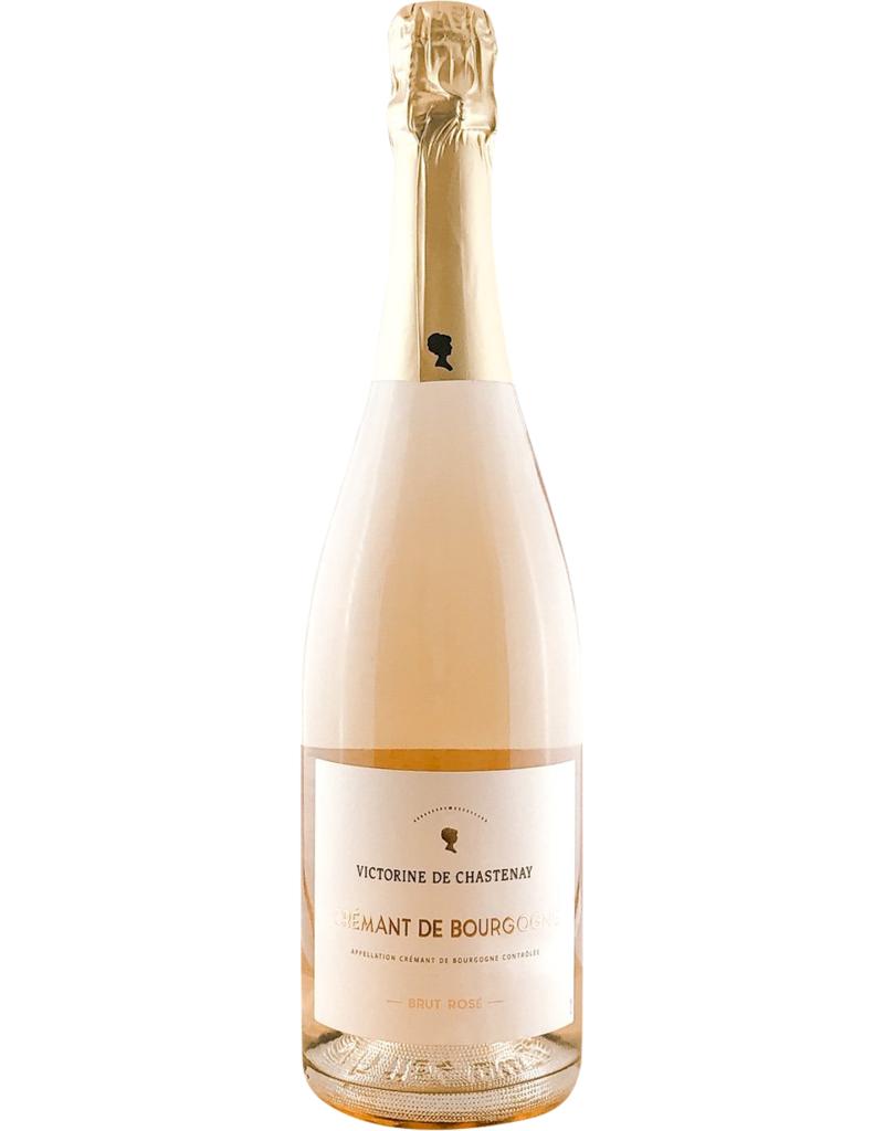 Victorine de Chastenay Crémant de Bourgogne Brut Rosé  750 ml