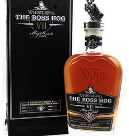 Whistle Pig Whistle Pig The Boss Hog Vii: Magellan's Atlantic 750 ml