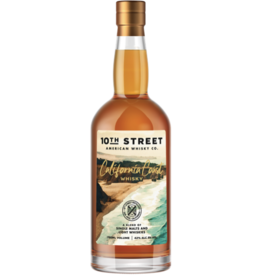 10th Street California Coast Blended Whisky 750 ml