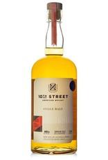 10th Street Distiller's Cut Peated Single Malt Whisky 750 ml
