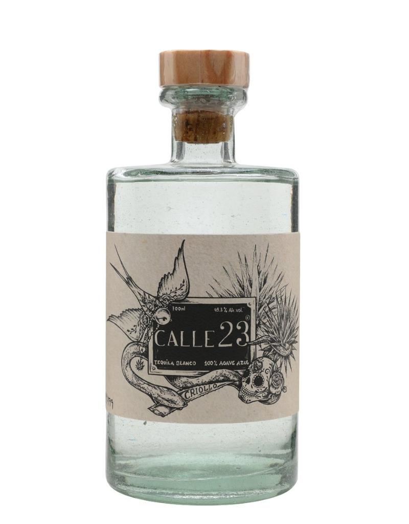 Calle 23 Tequila Blanco Criollo 750 ml