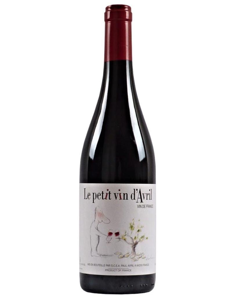 NV Le Petit Vin d'Avril Vin de France 750 ml