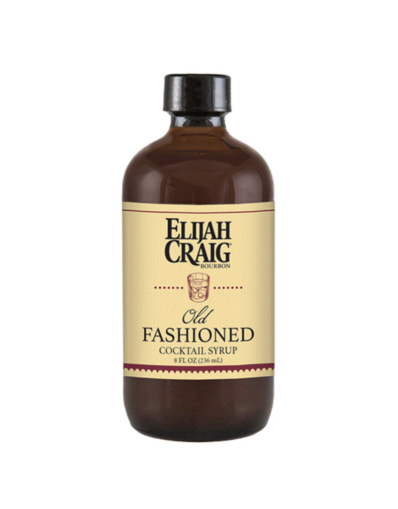 Heaven Hill Elijah Craig Old Fashioned Cocktail Syrup 8 oz