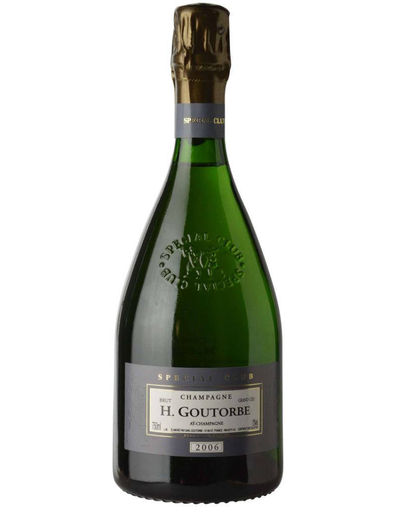 2006 Goutorbe 'Spécial Club' Brut Champagne Grand Cru  750ml