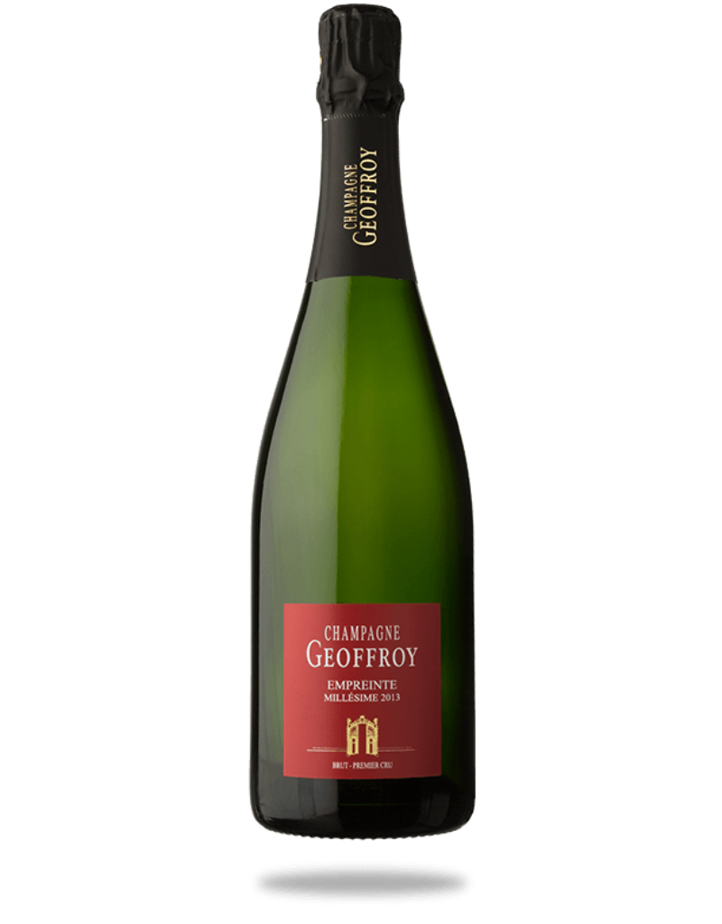 Rene Geoffroy 2013 Rene Geoffroy Empreinte Champagne Brut Premier Cru  750 ml